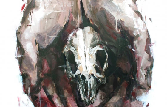 "Borondo ""Animal"" @ Londonewcastle Project Space"