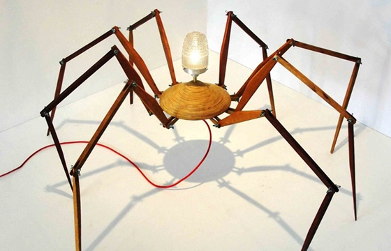 Spider Furniture by Bruno Freire