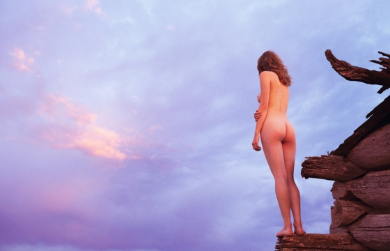 """Vertical Color of Sound"": New Photographs by Ryan McGinley"
