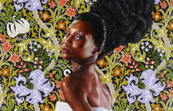 Kehinde Wiley on his new Exhibit at the Brooklyn Muesum