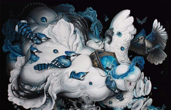 "Juxtapoz Presents: Greg ""Craola"" Simkins' Cloud Theory"