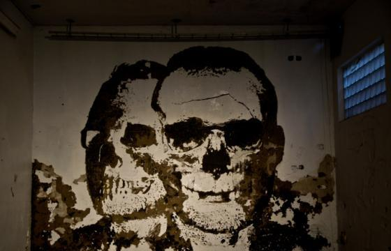 Vhils for Nuart 2011 Video
