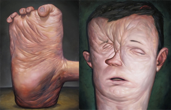 Paintings by Seth Alverson