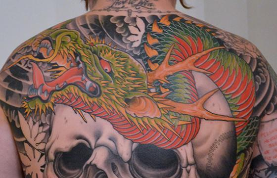 Crazy Backpiece from Peter Lagergren