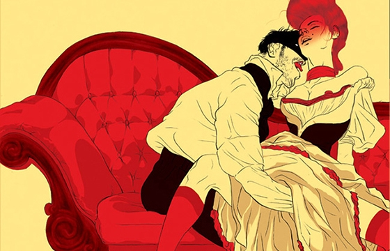 The Calm & Chaotic Art of Tomer Hanuka