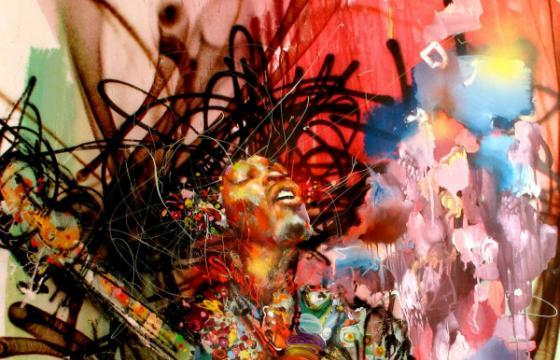 Juxtapoz 15th Anniversary Art Auction: David Choe