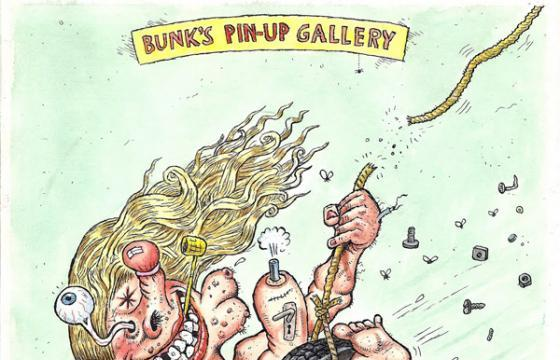 Tom Bunk's Pin-up Gallery
