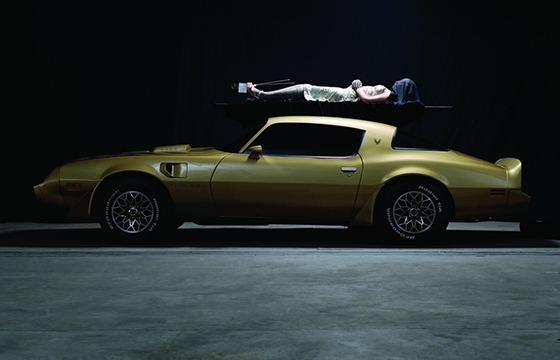 "Matthew Barney ""River of Fundament"" @ MOCA"