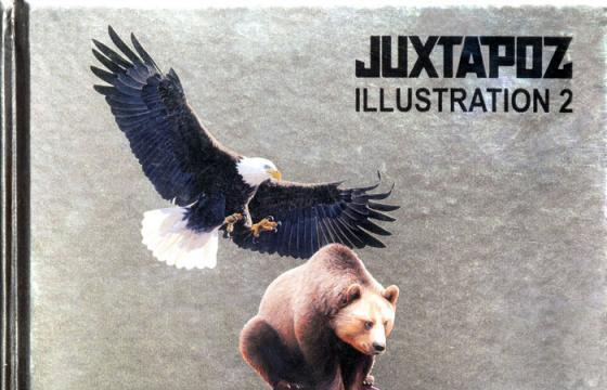 Announcing: Juxtapoz Illustration 2 Book