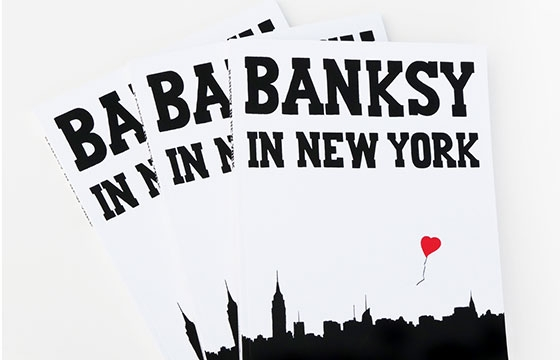 """Banksy in New York"" by Ray Mock"