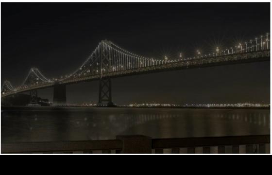The Bay Lights LED Project
