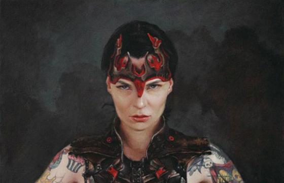 Alexandra Manukyan's Tattooed Ladies