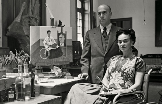 Best of 2015: Frida Kahlo: The Gisèle Freund Photographs