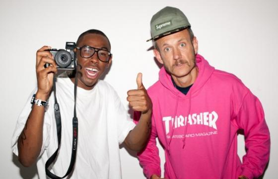 Tyler, the Creator by Terry Richardson