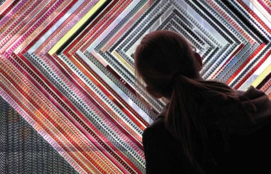 16mm Film Quilts by Sabrina Gschwandtner