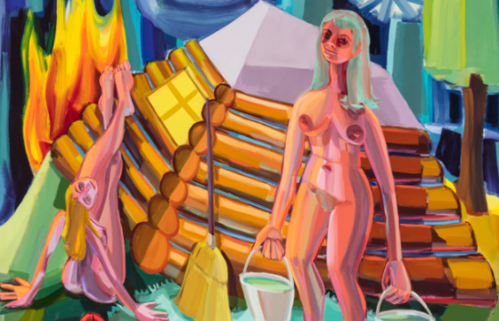 """Last Days to see """"Hearts on Fire"""": Judith Linhares @ PPOW Gallery, NYC"""
