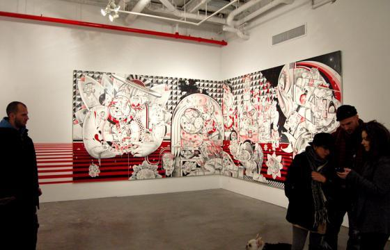 "Preview: How Nosm ""Late Confessions"" @ 557 West 23rd Street, NYC"