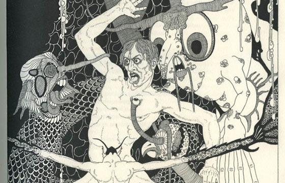 King Lear Illustrated by John Yunge-Bateman circa 1930s
