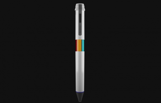 Scribble: A pen that replicates any color in the real world