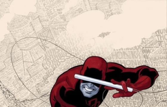 In Illustration: The Daredevil Comic