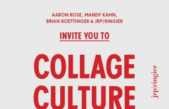 Collage Culture Book Launch @ Family Los Angeles