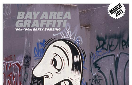 Early Bombing Bay Area Graffiti Book