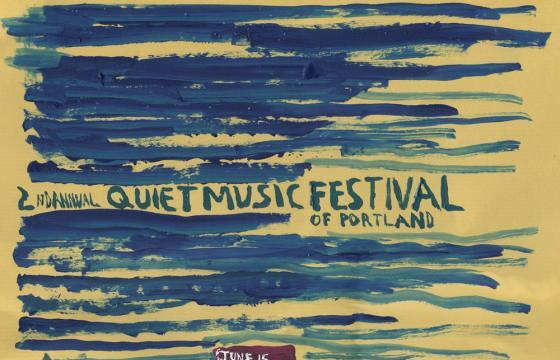 Chris Johanson's 2nd Annual Quiet Music Festival of Portland