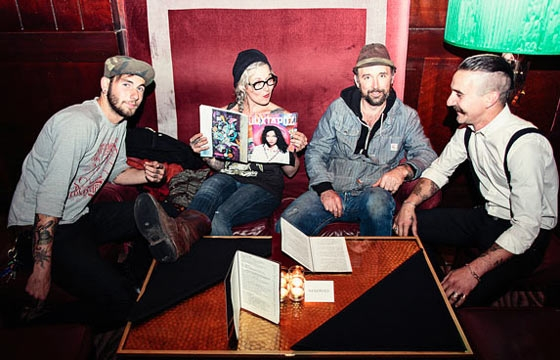 Recap: Bjork Issue Release Party @ Clift Hotel, SF