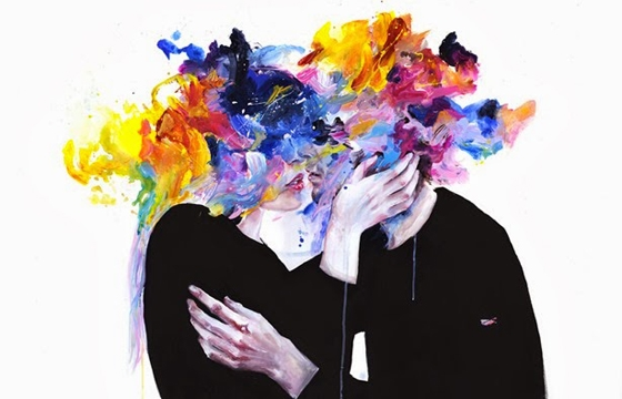 New Watercolors by Agnes Cecile
