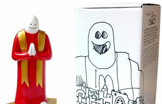 "Super7 x Krooked Skateboards x Mark Gonzales ""The Priest"" Figure Release Party"