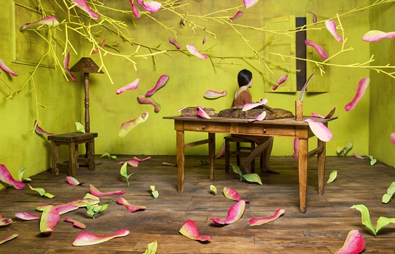 Installations by Jee Young Lee