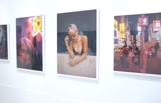 In Case You Missed it: Sandy Kim at Ever Gold Gallery, 2013
