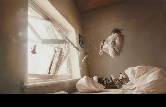 Upcoming: Jeremy Geddes & Ashley Wood @ Jonathan Levine, NYC