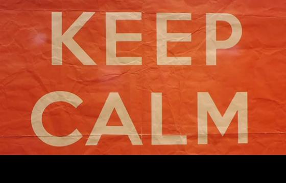 The Story of Keep Calm and Carry On (Video)