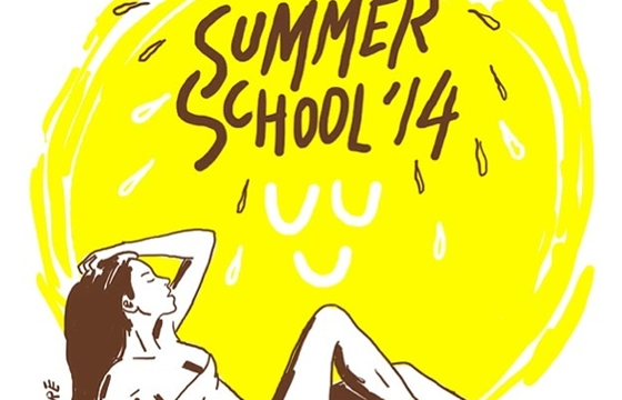 "School Night & Ace Hotel Present ""Summer School"" 2014 @ Ace Hotel & Swim Club, Palm Springs"