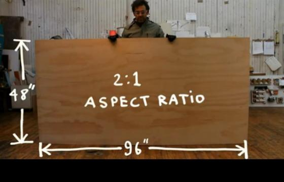 Tom Sachs: Love Letter To Plywood