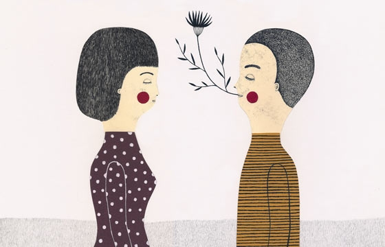 Leire Salaberria's Illustrations are Not Just for Kids