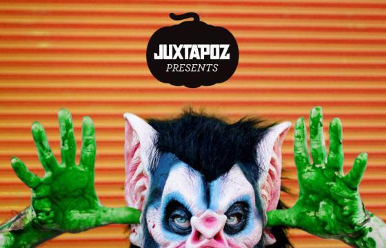 Juxtapoz x Alex Pardee Costume Party