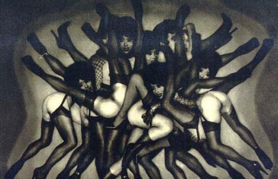 Pierre Molinier's Erotic Photo-Montages