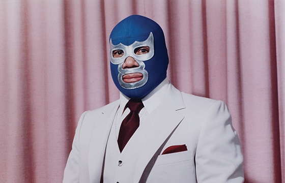 """Katharsis"": Lucha Libre Documented @ Museum of Latin American Art, Long Beach"