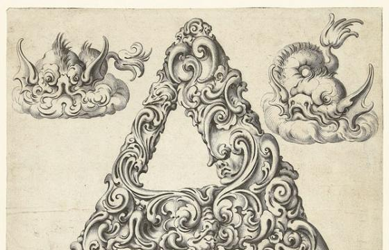 Baroque Typeforms, circa 1600s