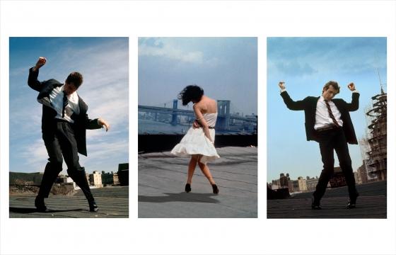The Unexpected Choreography of Robert Longo's