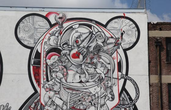 How & Nosm in Los Angeles