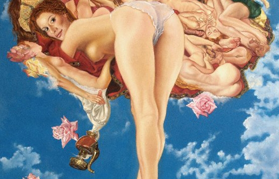 The Erotic Art of Anthony Christian