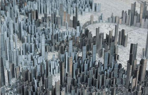 A City Of Staples