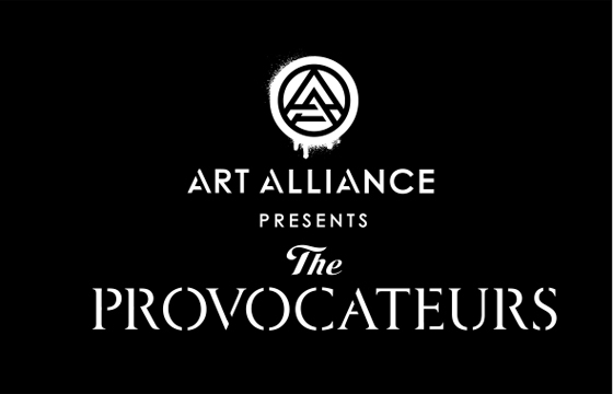 ART ALLIANCE: THE PROVOCATEURS, Chicago, July 31—August 4, 2014