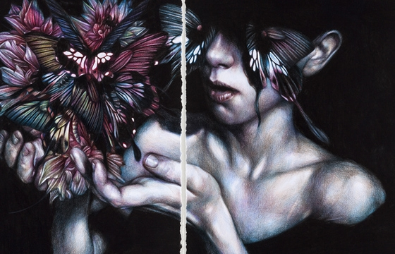 Preview: Souther Salazar, Marco Mazzoni, and Andy Kehoe @ Jonathan LeVine, NYC