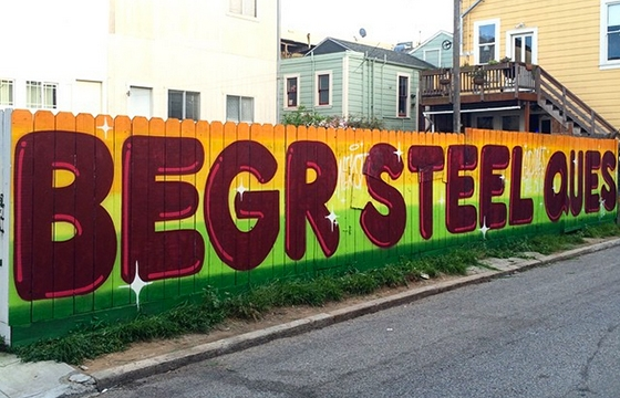 Begr x Steel x Ques