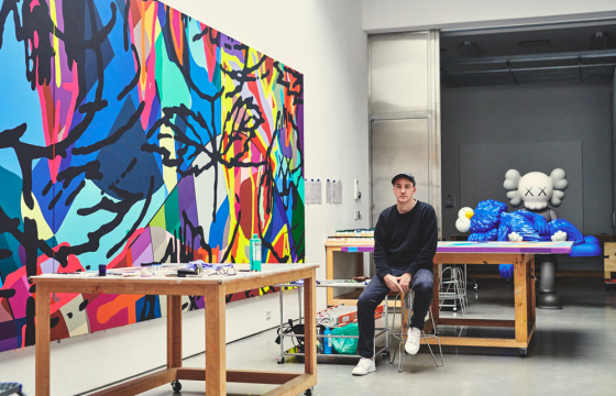 Juxtapoz Magazine - KAWS: Art Louder Than Words