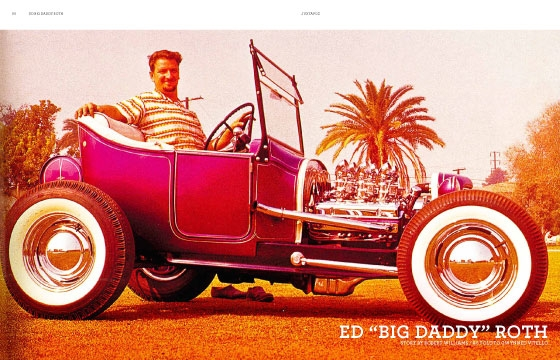 "Ed ""Big Daddy"" Roth, April 2012"